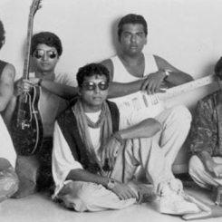 AR Rahman with School mates