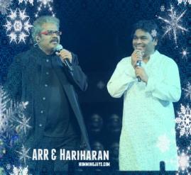#ARR + #HariHaran Songs #Saavn: http://bit.ly/arrhariharansaavn #Youtube: http://bit.ly/arrhariharanyoutube