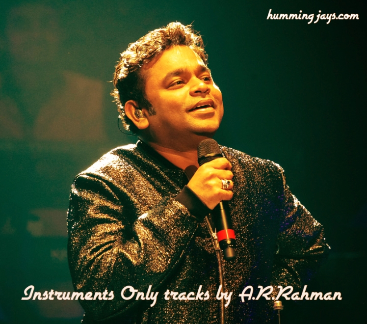 ARRahman Cover Pic