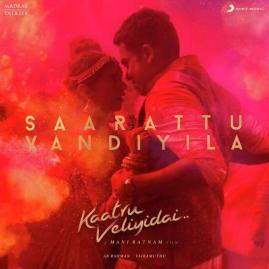 Saavn: http://www.saavn.com/s/album/tamil/Saarattu-Vandiyila-From-Kaatru-Veliyidai-2017/7gTUN4wz3bA_ Youtube: https://www.youtube.com/watch?v=gjW7UuyMfZU