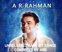 Unreleased Rare Bit Songs of ARR : http://bit.ly/unreleasedarr