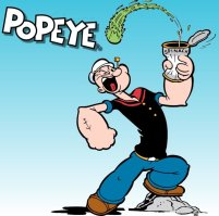 Popeye The Sailor : http://bit.ly/popeyeonhummingjays