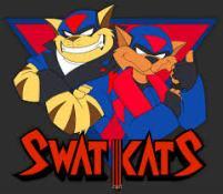 Swat Kats: http://bit.ly/swatcatsonhummingjays